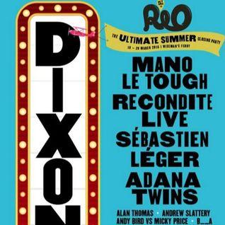 Andrew Slattery - Return To Rio Promo Mix