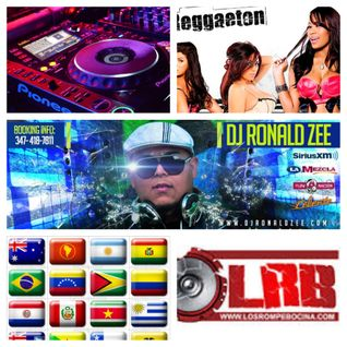 Radio Hits - Reggaton Mix - October 2014