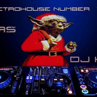 DJ KUDI - ElectroHouse Number 4(X-mas MIX)