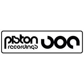 Piek - Piston Recordings Radioshow #16 - 18th December 2013