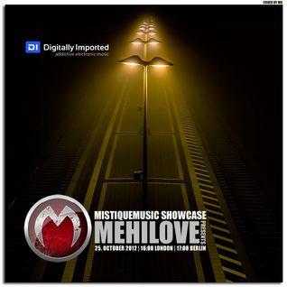 meHiLove - MistiqueMusic Showcase 041 on Digitally Imported Radio