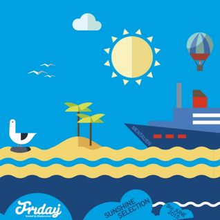 Mentalien - Sunshine Selection at Friday, A38 - 5th June 2015