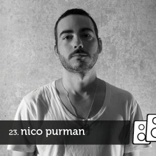 Soundwall Podcast 23 : Nico Purman