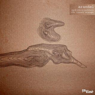 Arandel - Spéléolienne | infine podcast 012