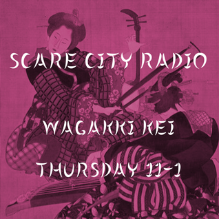 SCARE CITY RADIO SEASON3 Wagakki Kei