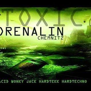 CRUSHER live vs re(c.) by rummelkidzz @ Toxic Green