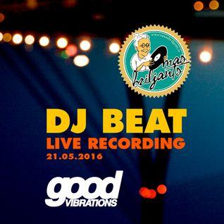 * GOOD VIBRATIONS * DJ BEAT Live @ Omas Briljants * DNB *