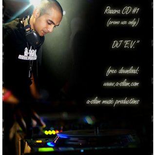 "A-SLAM - Raasra Mixtape # 1 - DJ ""E.V."" - free downloads: www.a-slam.com"