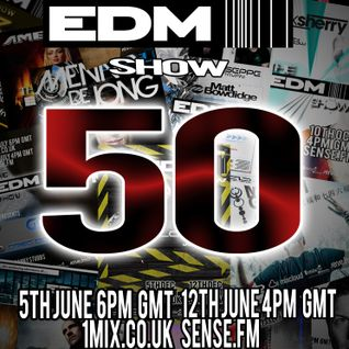 050 The EDM Show with Alan Banks 50th Special