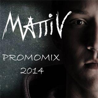 Mattiv - Promomix 2014
