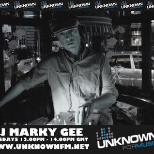 DJ Marky Gee's Soulful Breakfast Show. Unknownfm.net