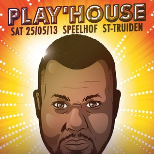 Raoul Belmans live @ Play'House, Sint-Truiden (May 2013)