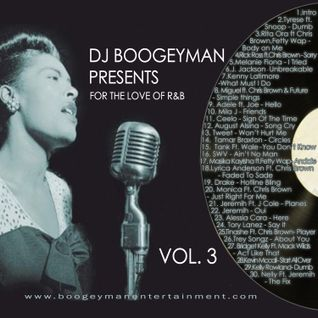 For The Love Of R&B Vol. 3