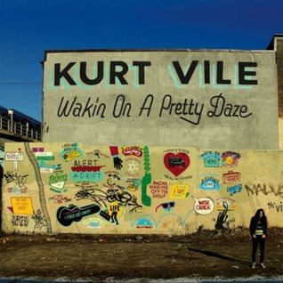 Kurt Vile - Walkin' on a Pretty Daze