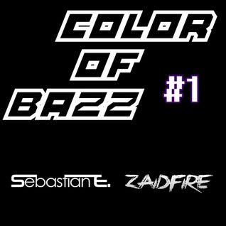 Sebastian E. - Colour of BaZz #1