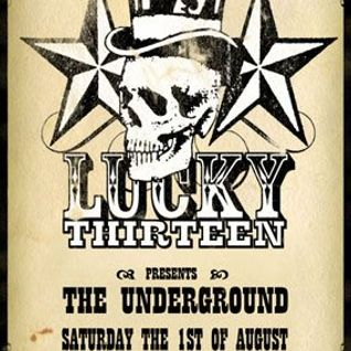 K303 Live @ Lucky Thirteen, Utrecht, aug 1st 2009 ACiD