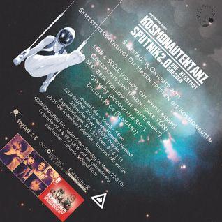 GötterkreisLive!@Kosmonautentanz@ClubSputnik2.0@Sa15.10.2011