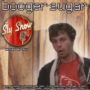 (Booger Sugar: Mixed By Sly) Eastcoast, Brooklyn Rap, Talib Kweli, The Jacka (TheSlyShow.com)