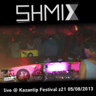 Shmix liveset @ Kazantip Festival 05/08/2013