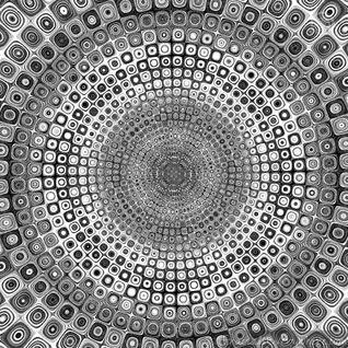 Liquid Flow - Abstract Electronica - Original