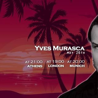 NIGHT VIBES Mix Show, 26.05 Guestmix Yves Murasca