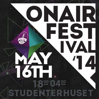 DJ Funkstrot - On Air Festival 2014