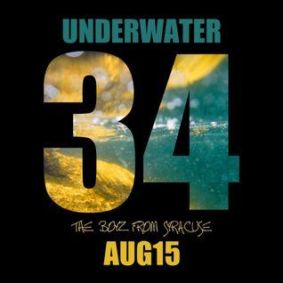 34. Underwater