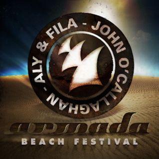 Heatbeat - Live @ Armada Beach Festival  (Mar del Plata, Argentina) - 22.01.2012 - www.LiveSets.at