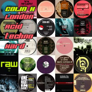 Colin H - London-Acid-Techno-Hard Mix