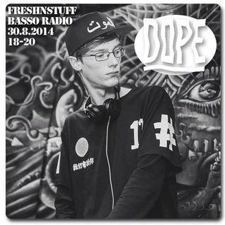 - FreshNstuff Live @ DOPE HKI - Bassoradio 30.8 -