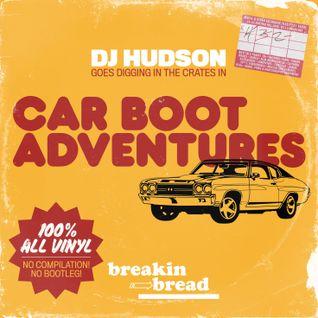 CAR BOOT ADVENTURES A Breaks Mix - DJ Hudson