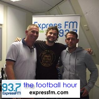 The Football Hour - Monday 3rd August 2015