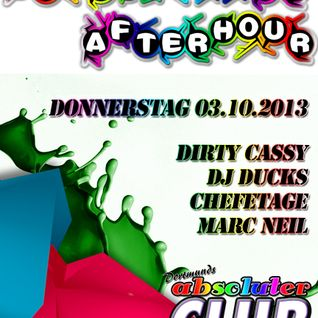 Marc Neil B2B DJ Ducks // Oct 2013 // Dortmunds Absoluter Club