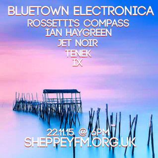 Bluetown Electronica live show 22.11.15