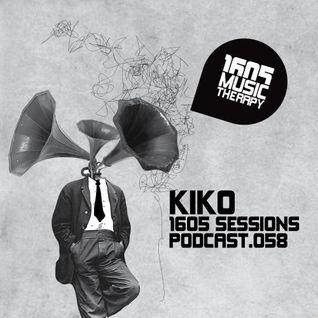 1605 Podcast 058 with Kiko