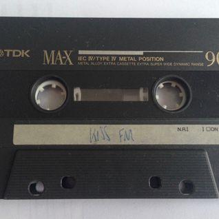 KISS 100 FM Mastermix TAPE 1 1990