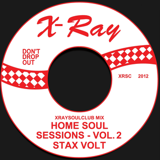 HOME SOUL SESSIONS VOLUME #1 - STAX VOLT