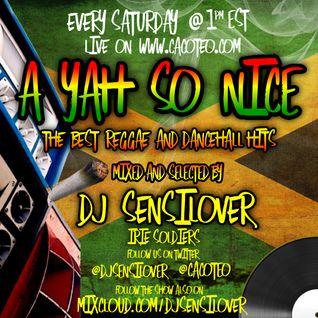 AYSN#02/14   FRESH REGGAE & DANCEHALL   FEB2014 (DJ SENSILOVER)