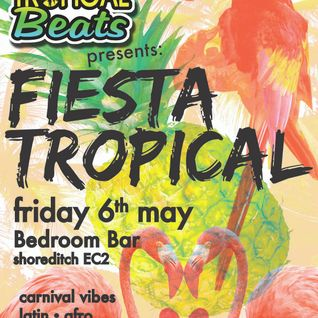 Tropical Beats April Bouncer