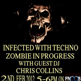 Infected with Techno mix 2/2/12