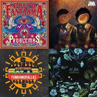 Movimientos show: 18/11/15 w/ Grupo Fantasma, Systema Solar, El Buho, Cocotaxi, Tribilin Sound