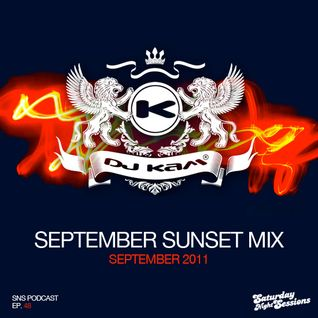 DJ Kam September Sunset Mix / Episode 48