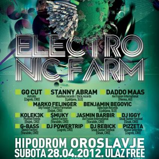 Stanny Abram @ HIPODROM Oroslavje (Cro) 28.04.2012