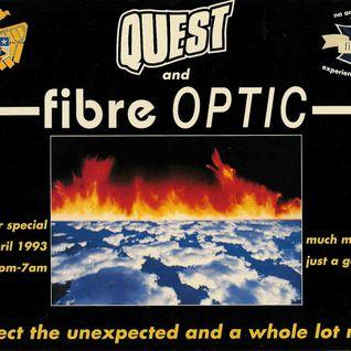 Ratty -Quest & Fibre Optic @ the Edge Cov 9th April 1993