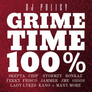 DJ Policy Grime Time
