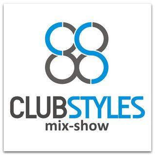 CLUB-STYLES MIX-SHOW #352 [KISS FM]