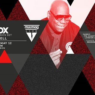 Carl Cox - Live @ Mixmag, Fabric (London, UK) - 12.05.2016