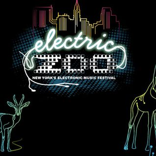 Moby - Live at the Electric Zoo 2011 (New York)