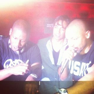RiskSoundSystem live @ Getmixed Radio - BODY MUSIC Closing Party Special