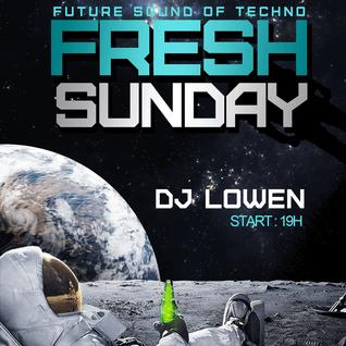 Lowen - La Sieste Electronique - dimanche 22 février 2015